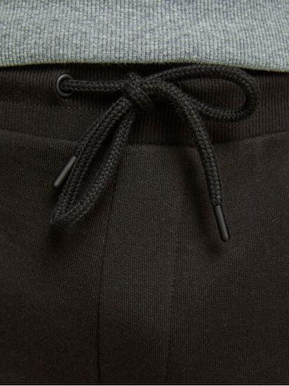 Jack&Jones Férfi sportnadrág JJIGORDON JJSHARK SWEAT PANTS VIY NOOS Black