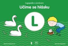 Kolmanová Martina: Učíme se hlásku L: Logopedie s úsměvem