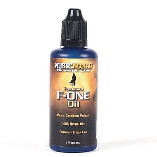 MusicNomad MN105 Fretboard F-ONE Oil - čistič hmatníku