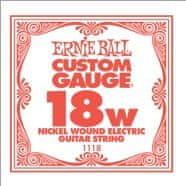 Ernie Ball 1118 .018 WOUND Single String