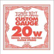 Ernie Ball 1120 .020 WOUND Single String