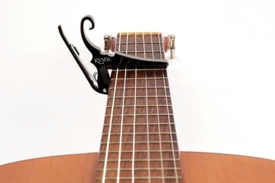 Kyser KGCUA Capo Quick-change Blue Classical - kapodastr na klasickou kytaru