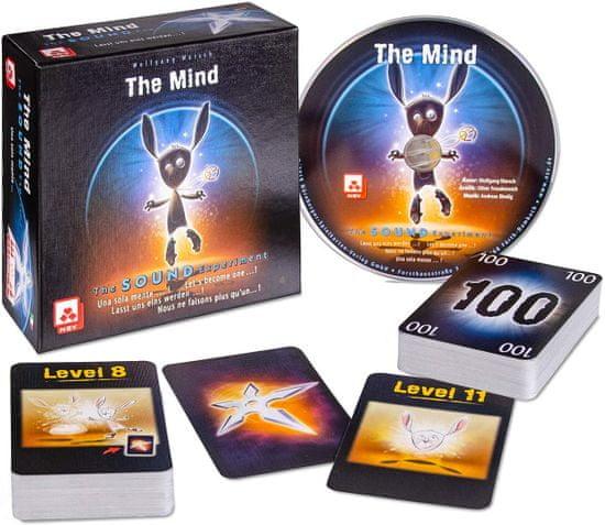 NSV igra s kartami The Mind Sound Experiment