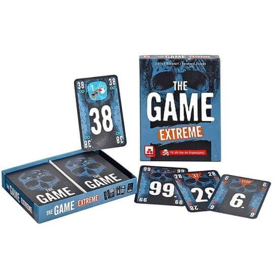 NSV igra s kartami The Game Extreme