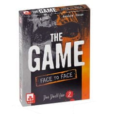 NSV igra s kartami The Game Face to Face