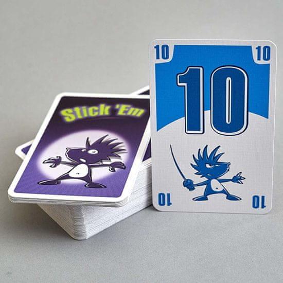 NSV igra s kartami Stick 'em (Sticheln) nemška izdaja