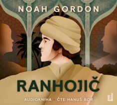 Gordon Noah: Ranhojič - MP3-CD
