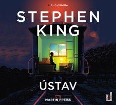 King Stephen: Ústav - MP3-CD