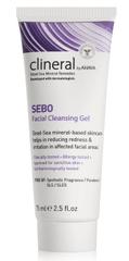 AHAVA Clineral SEBO Čistiací gél na tvár postihnutú Seboroickou dermatitidou 75ml
