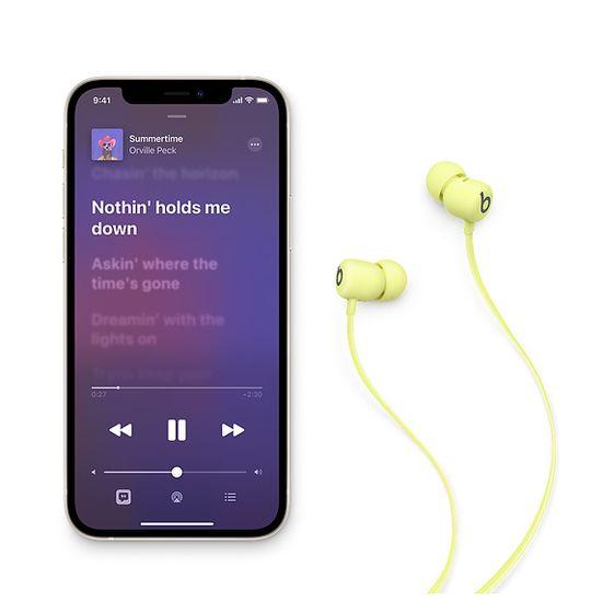 Apple Beats Flex slušalke