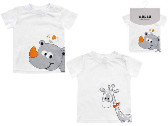 BOLEY dětský set 2 ks triček s krátkým rukávem 6121100