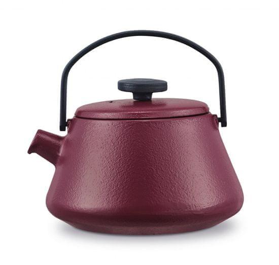 Brabantia Konvice na čaj T-Time, červená - rozbaleno