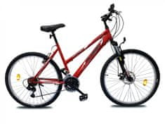Olpran 26 Discovery Lady sus disc red/black