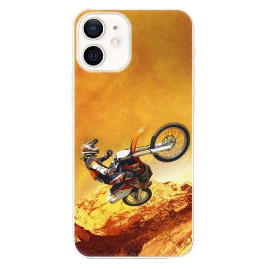 iSaprio Plastikowa obudowa - Motocross na iPhone 12