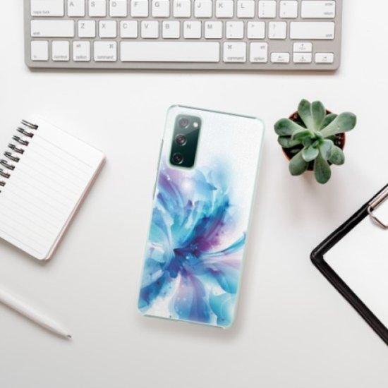 iSaprio Plastikowa obudowa - Abstract Flower na Samsung Galaxy S20 FE