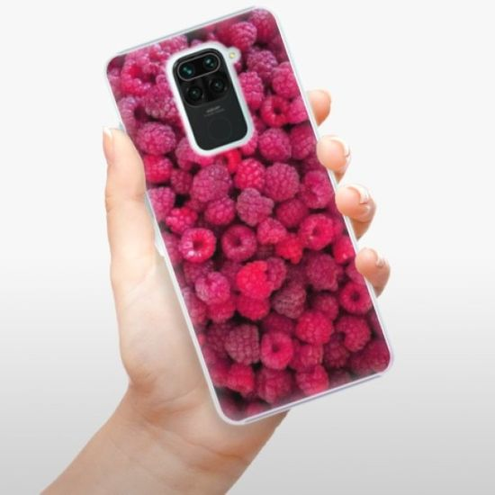 iSaprio Raspberry műanyag tok Xiaomi Redmi Note 9