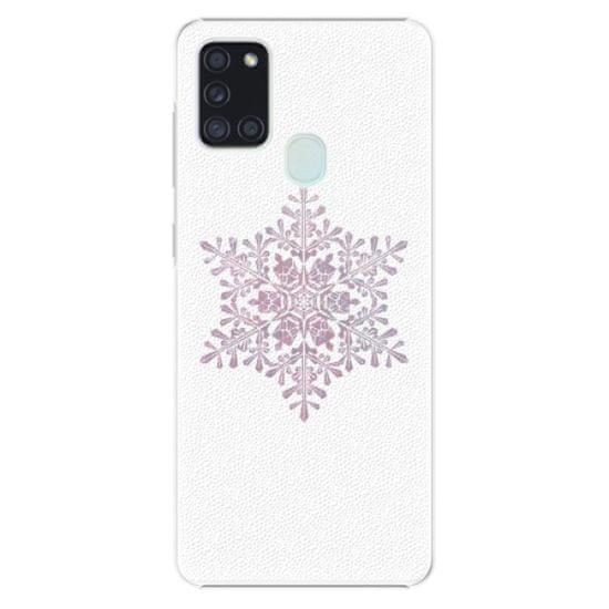 iSaprio Snow Flake műanyag tok Samsung Galaxy A21s