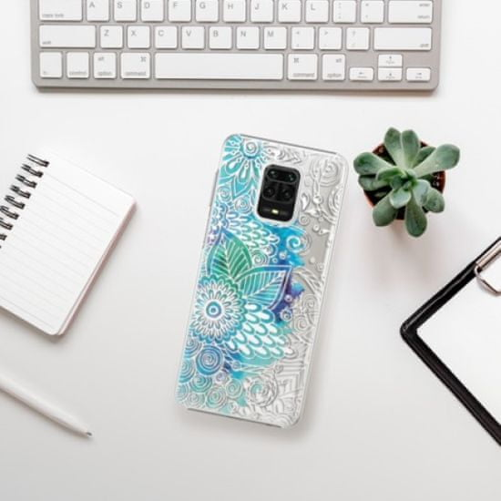 iSaprio Plastikowa obudowa - Lace 03 na Xiaomi Redmi Note 9 Pro / Note 9S
