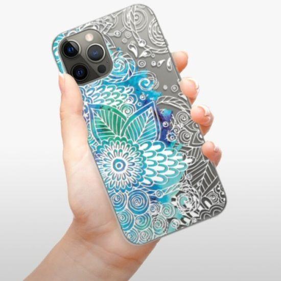 iSaprio Plastikowa obudowa - Lace 03 na iPhone 12 Pro Max