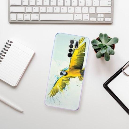 iSaprio Silikonowe etui - Born to Fly na Xiaomi Redmi 9