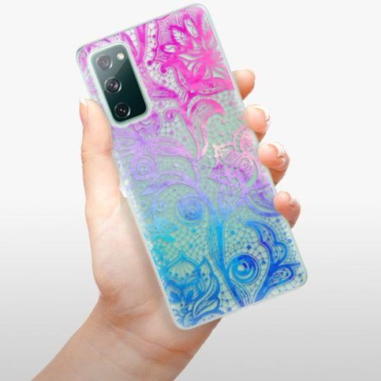 iSaprio Color Lace szilikon tok Samsung Galaxy S20 FE