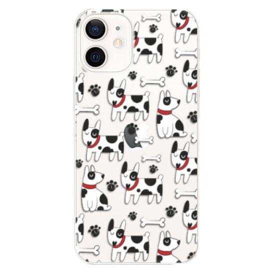 iSaprio Dog 02 szilikon tok Apple iPhone 12