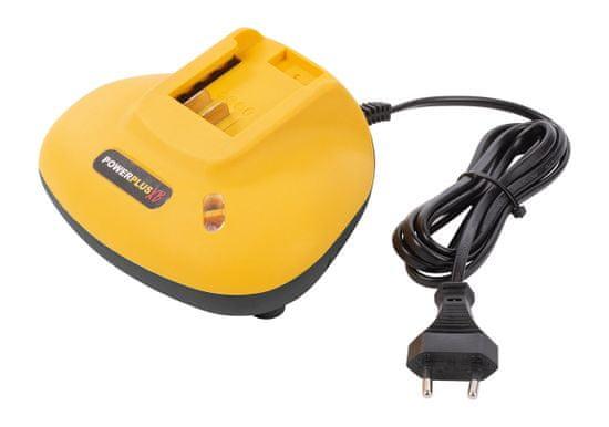 PowerPlus POWXB40020 - Aku multitool oscilačná brúska 20V