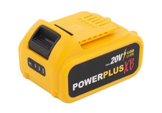 PowerPlus POWXB20050 - Aku úhlová bruska 125mm 20V