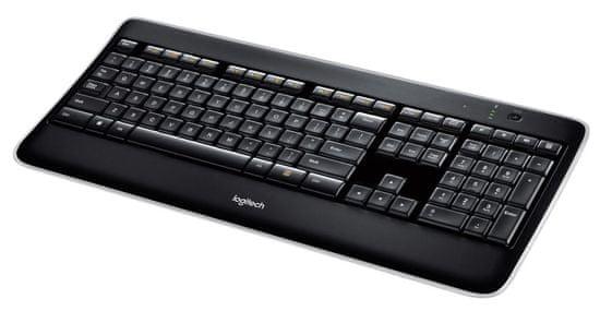 Logitech K800 brezžična tipkovnica