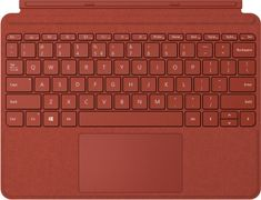 Microsoft Surface Go Type Cover (Poppy Red), CZ&SK KCS-00090