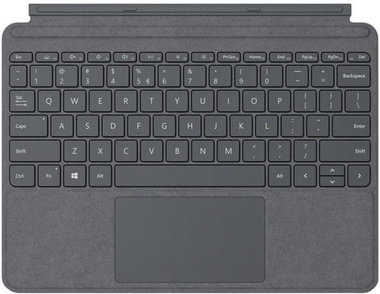 Microsoft Etui Surface Go Type Cover (Charcoal), ENG KCS-00132