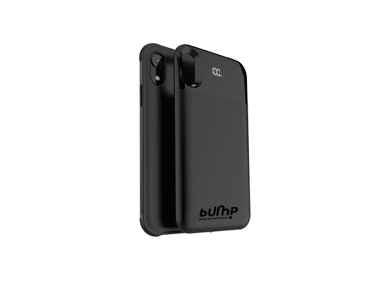 bUmp PowerCase 5500mAh Induction - iPhone XR
