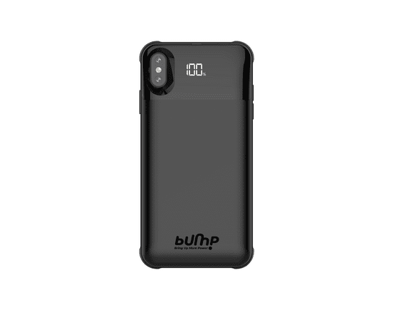 bUmp PowerCase 5000mAh Induction - iPhone X/XS