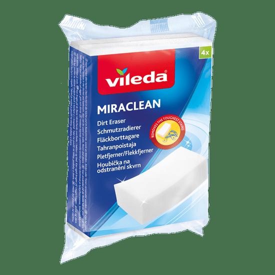 Vileda Miraclean houbička 4 ks