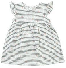 JACKY 3911610 Dresses Haljina za djevojčice kratkih rukava Classic Girls, bijela, 68