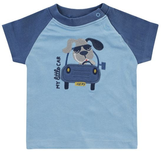 JACKY fiú póló Happy Car Friends 1211100