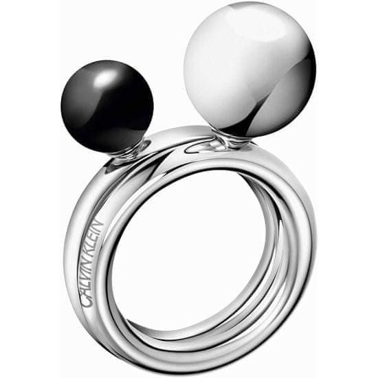 Calvin Klein Acél gyűrűBubble KJ9RMR04030
