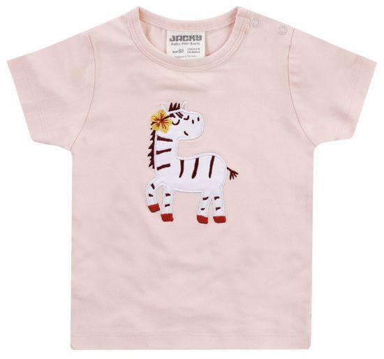 Jacky dívčí tričko Jungle Girl 1211060