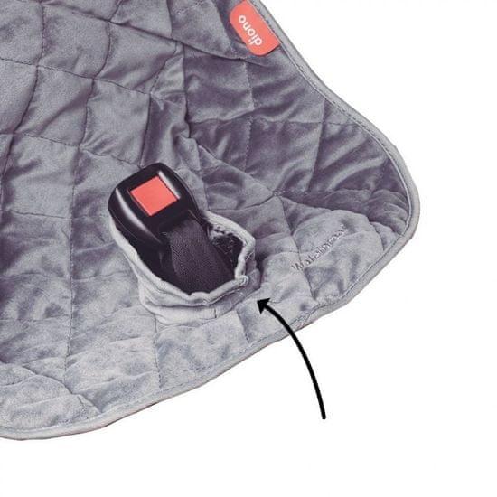 Diono Chránič Ultra Dry Seat Grey