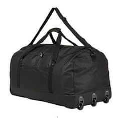 TRAVEL Z Taška s kolieskami Foldable Wheelbag Black