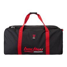 MAD GUY Hokejová taška Classic JR, černá/červená