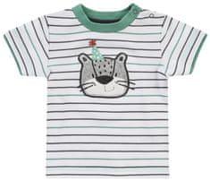 Jacky chlapecké tričko Leopardy 1211230 62 bílá