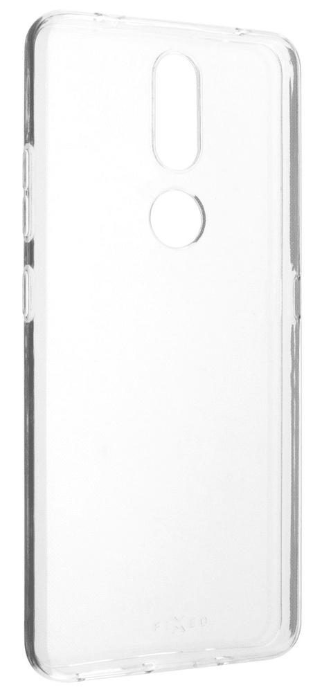 FIXED TPU gelové pouzdro pro Nokia 2.4 FIXTCC-606, čiré