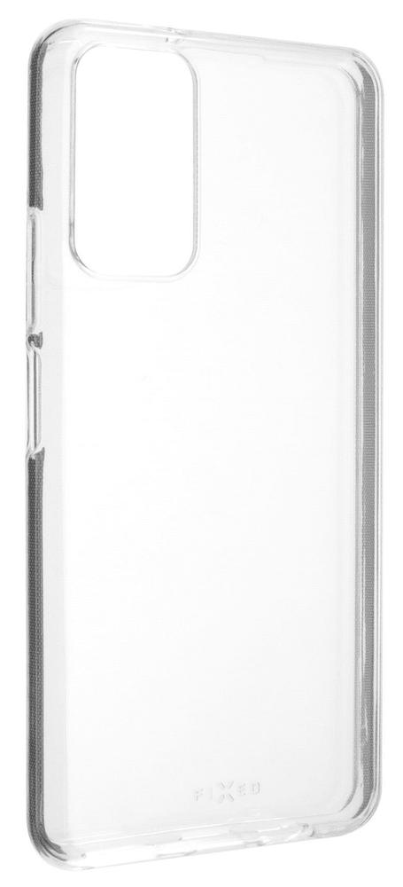 FIXED TPU gelové pouzdro pro Honor 10X Lite FIXTCC-633, čiré