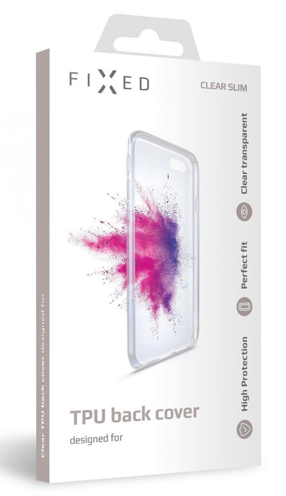 FIXED TPU gelové pouzdro pro OnePlus Nord N10 5G FIXTCC-639, čiré
