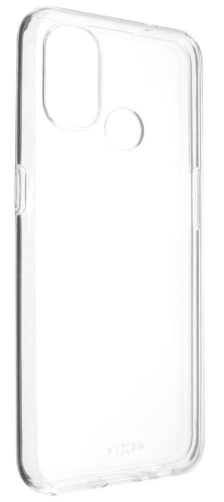 FIXED TPU gelové pouzdro pro OnePlus Nord N100 FIXTCC-640, čiré