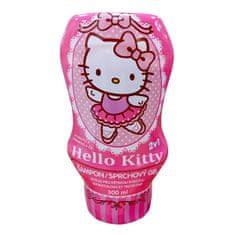 VITALCARE CZ Hello Kitty šampon in gel za prhanje (Obseg 500 ml)