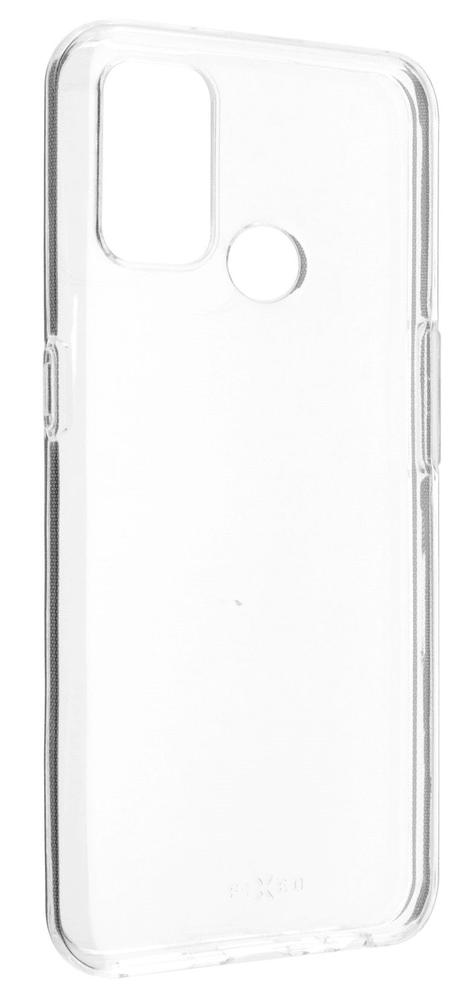 FIXED TPU gelové pouzdro pro Oppo A53s FIXTCC-641, čiré