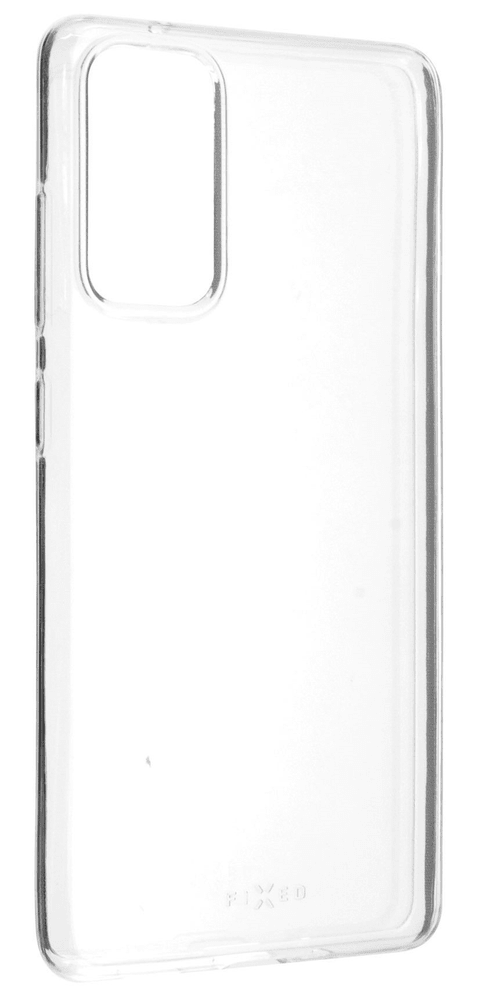 FIXED Ultratenké TPU gelové pouzdro Skin pro Xiaomi Poco X3, 0,6 mm FIXTCS-620, čiré