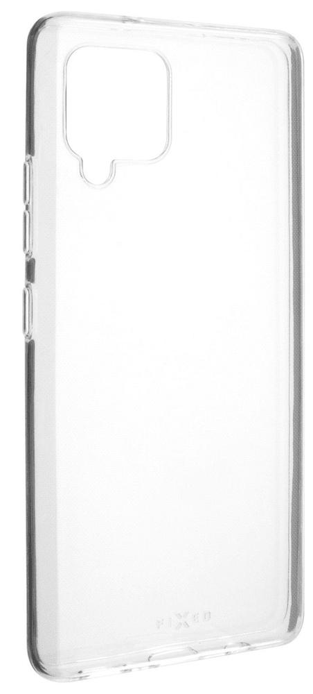 FIXED Ultratenké TPU gelové pouzdro Skin pro Samsung Galaxy A42 5G, 0,6 mm FIXTCS-626, čiré